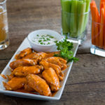 Baked Chicken Hot Wings